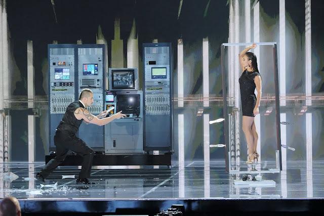 Brasileiro se apresenta no segundo episódio de America's Got Talent: The Champions no Canal Sony