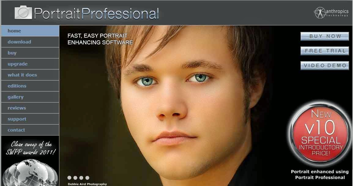 portrait professional free download full version 10