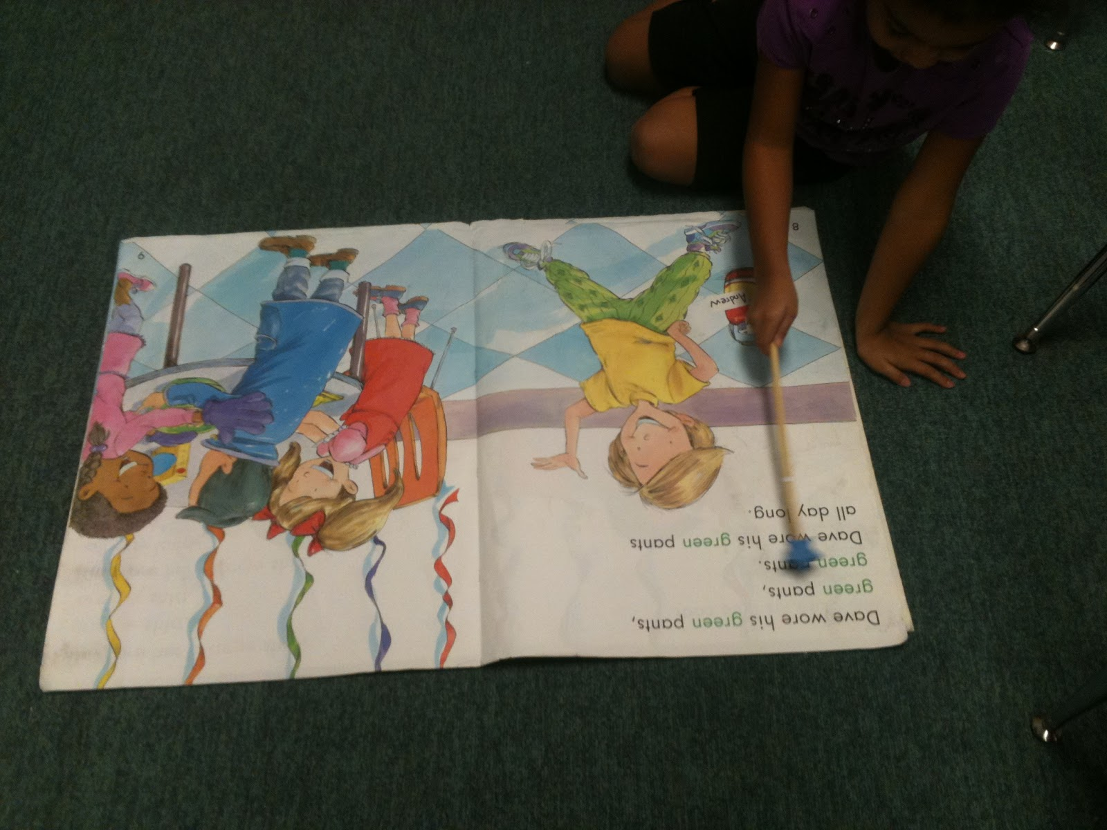 Kreative In Kinder Literacy Learners
