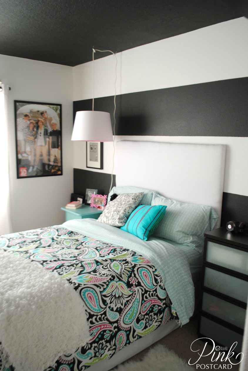 Teenage Rooms: Modern And Colorful Teen Bedroom
