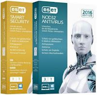 ESET NOD32 Antivirus | Smart Security