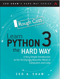 Livro Learn Python 3 the Hard Way
