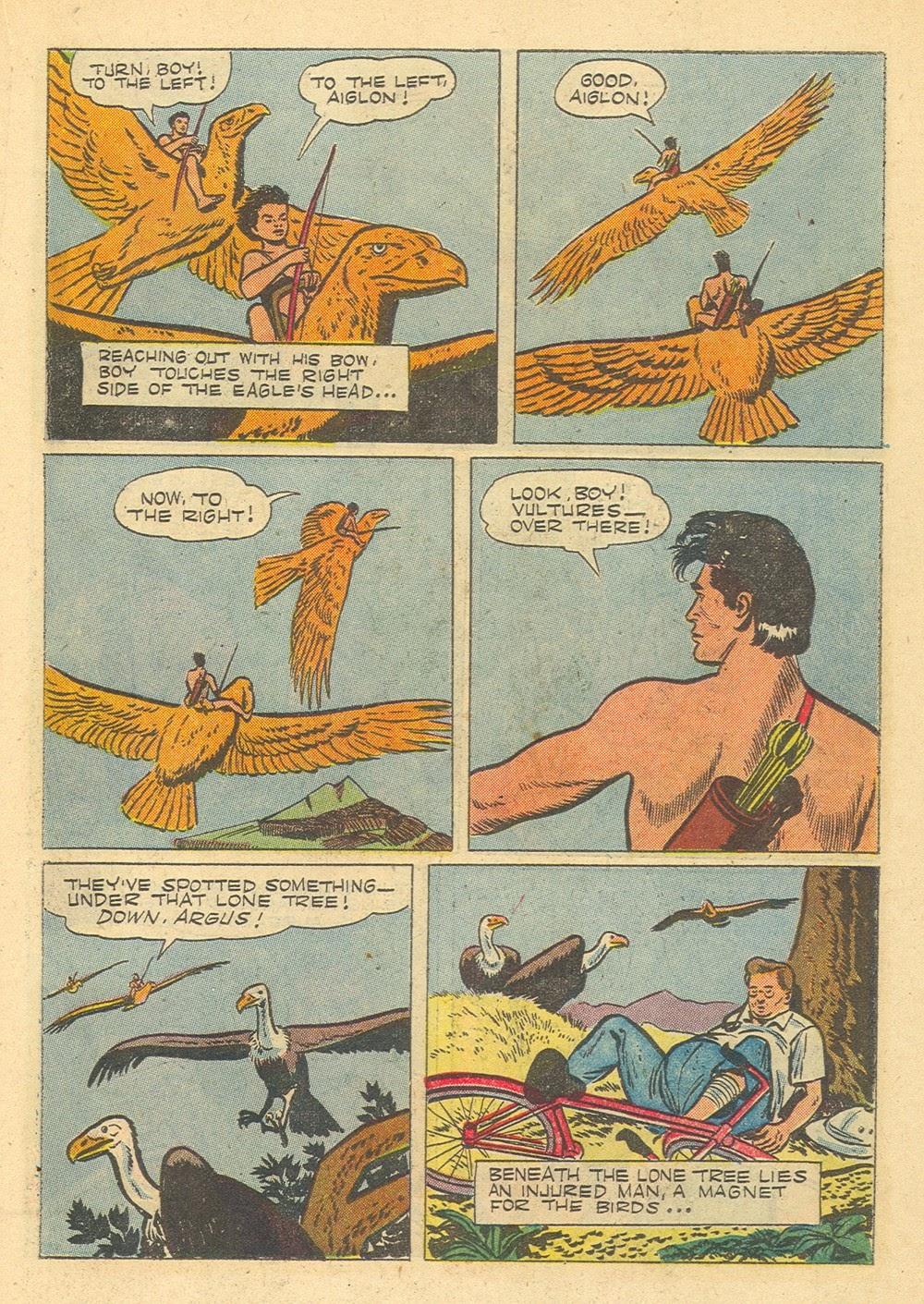 Tarzan (1948) issue 65 - Page 19