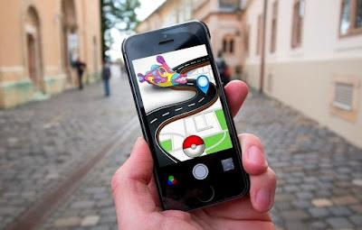 Gambar Permainan Pokemon GO
