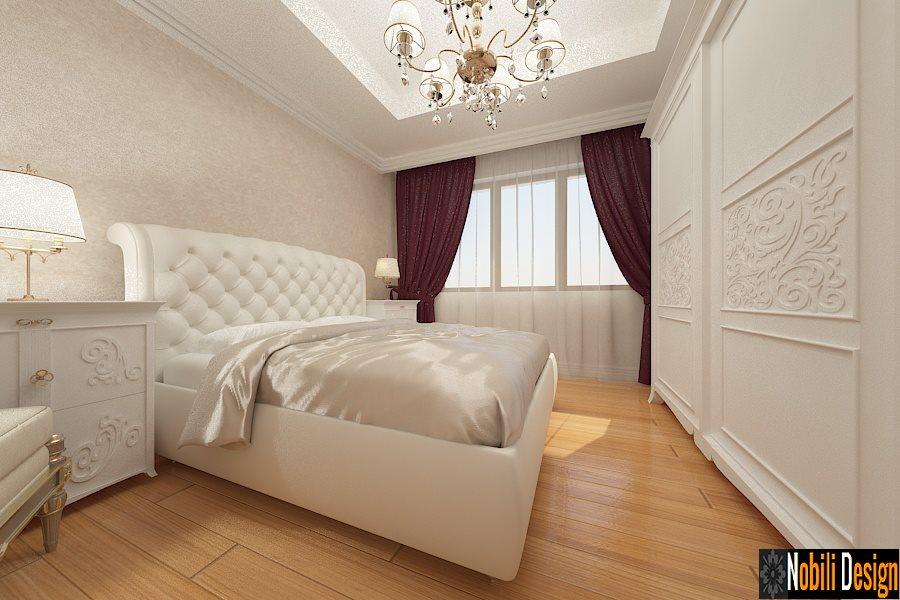 Design interior living mobila clasica italiana - Design interior casa clasica Bucuresti