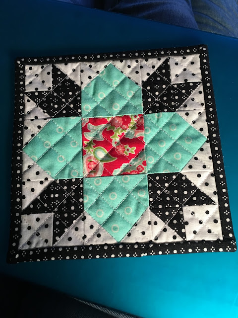 Tanya Quilts In Co Strawberry Social Quilt