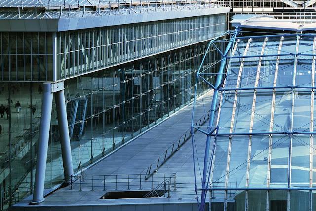 Di Qua E Di La Nicholas Grimshaw Architetto Britannico