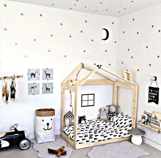 Desain Kamar Tidur Anak Laki-Laki Minimalis