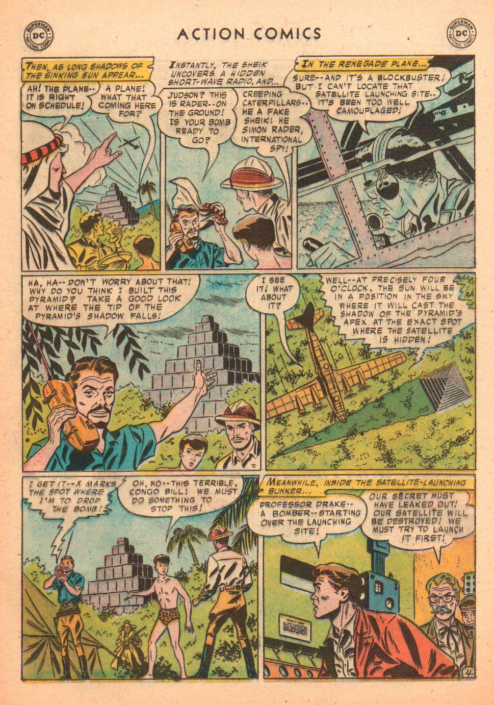 Read online Action Comics (1938) comic -  Issue #239 - 21
