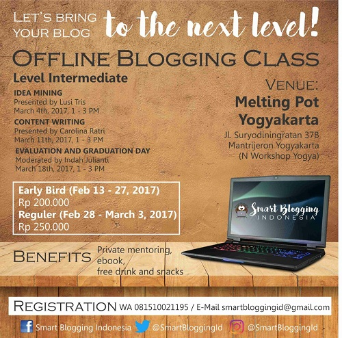 Smart Blogging Indonesia