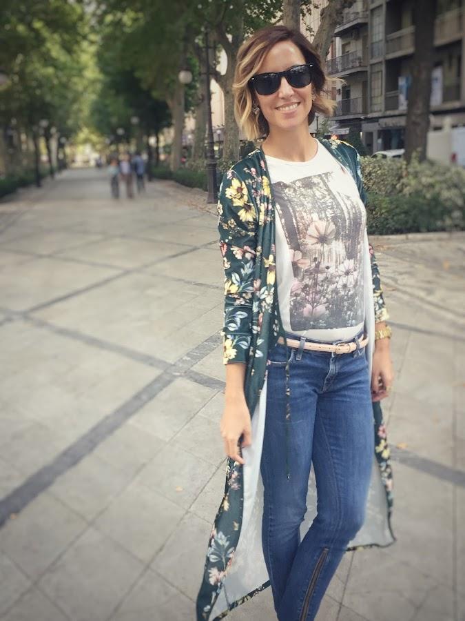 Fitness And Chicness-Vestido Kimono Terciopelo Vestido y Tacon-4