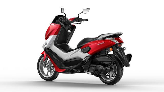Yamaha NMAX, Matik Bongsor Nan Mewah dengan Desain Futuristik