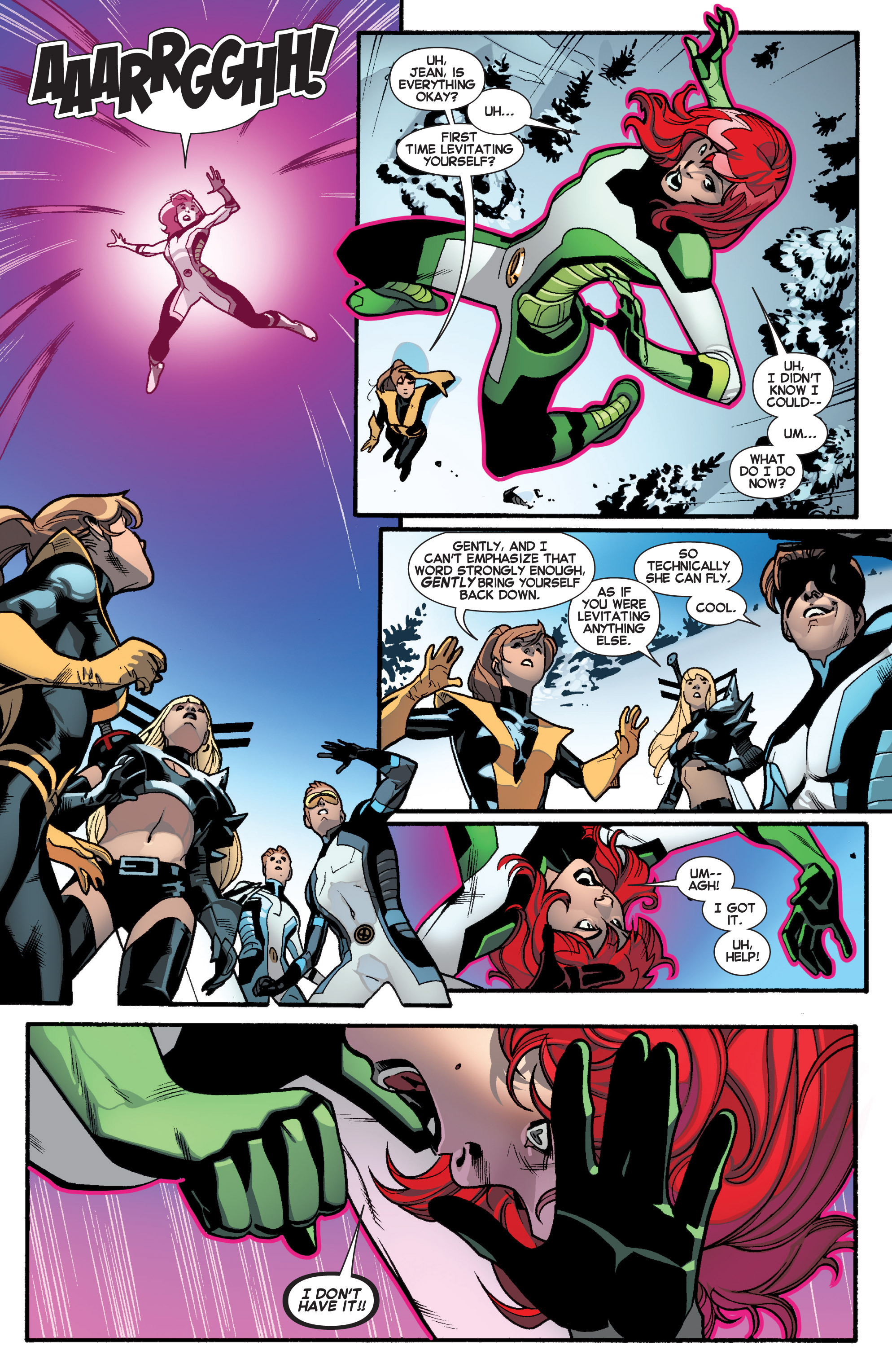 Read online All-New X-Men (2013) comic -  Issue # _Special - All-Different - 19