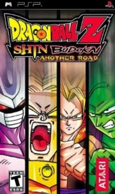 Download Game Dragon Ball Z Shin Budokai Another Road PPSSPP Iso Android
