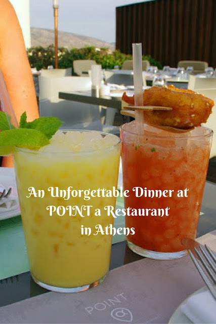 An Unforgettable Dinner at POINT a Restaurant in Athens