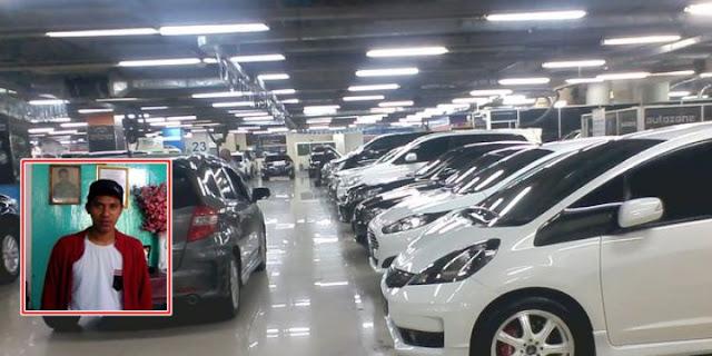 Hendak Membeli Mobil Secara Tunai, Pria Ini Justru Disuruh Ngobrol Dengan Satpam
