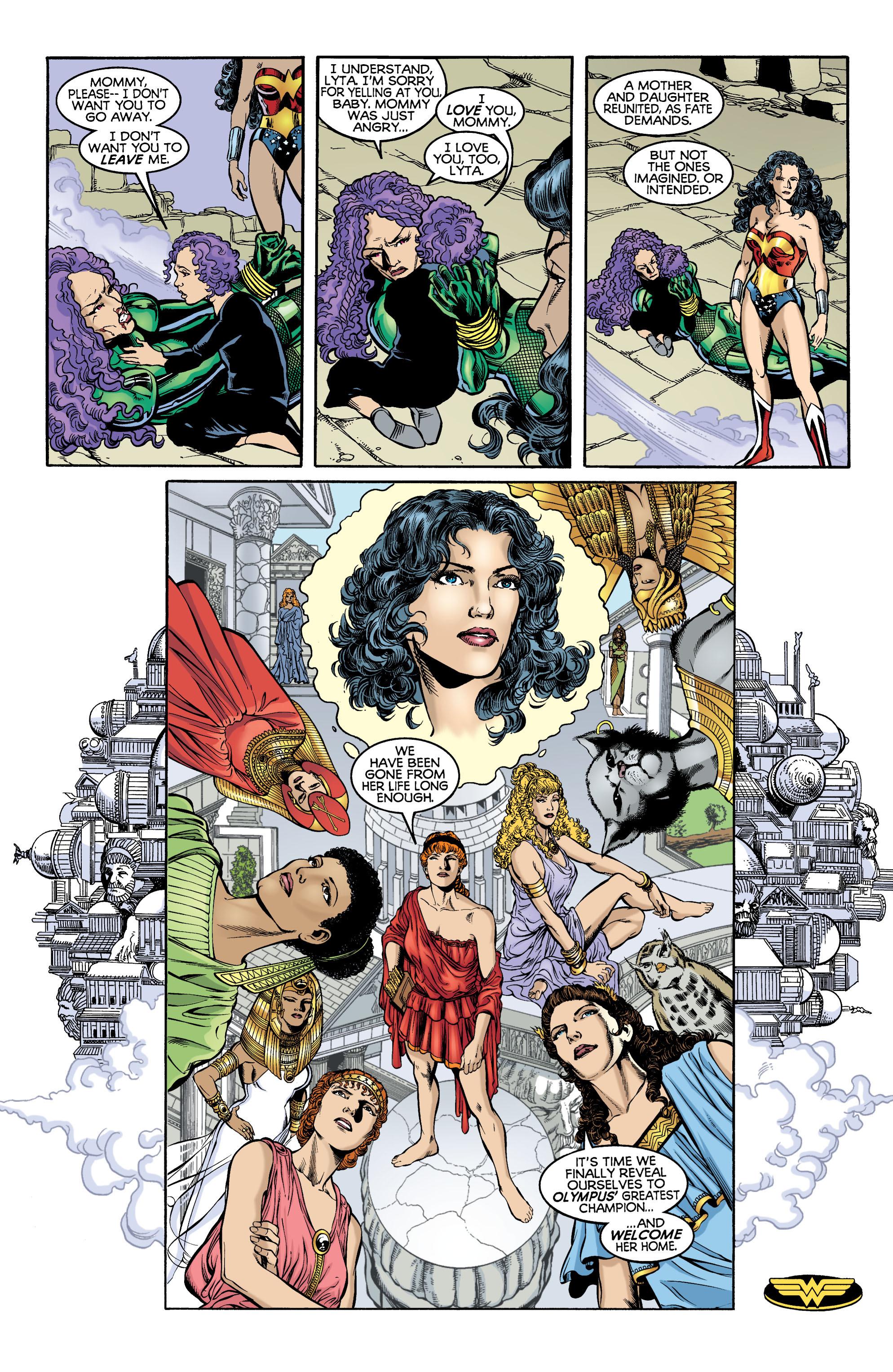Read online Wonder Woman (1987) comic -  Issue #176 - 23