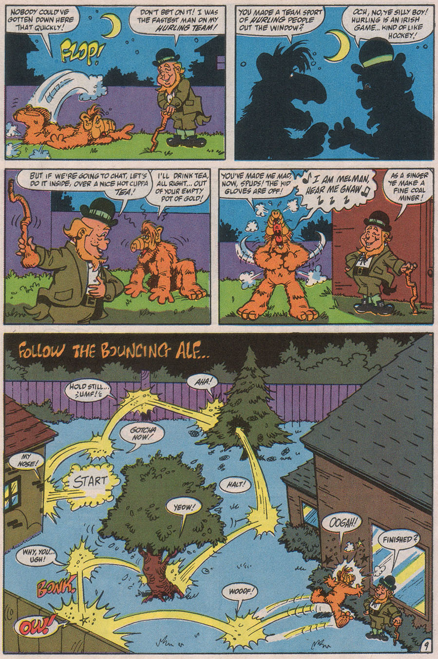 Read online ALF comic -  Issue #40 - 15