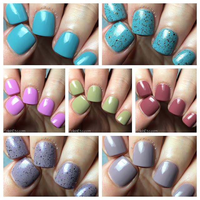 Patisserie de Pahlish Collection - McPolish