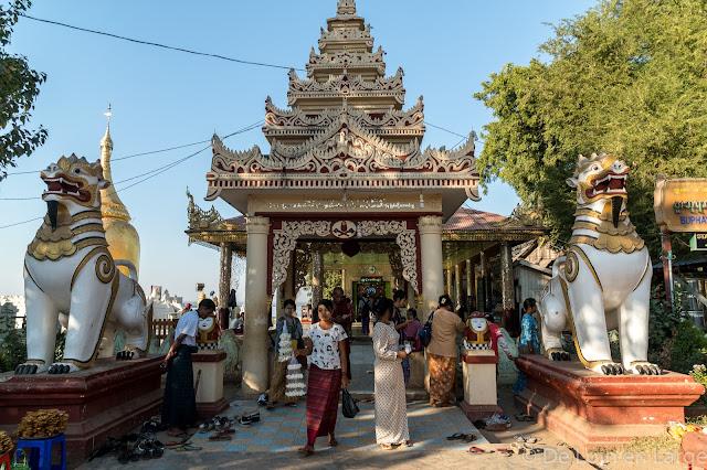 Bu-paya pagoda - Bagan - Myanmar - Birmanie