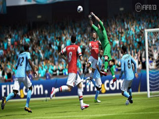 FIFA 13 Free Download Full PC Game FULL VERSION