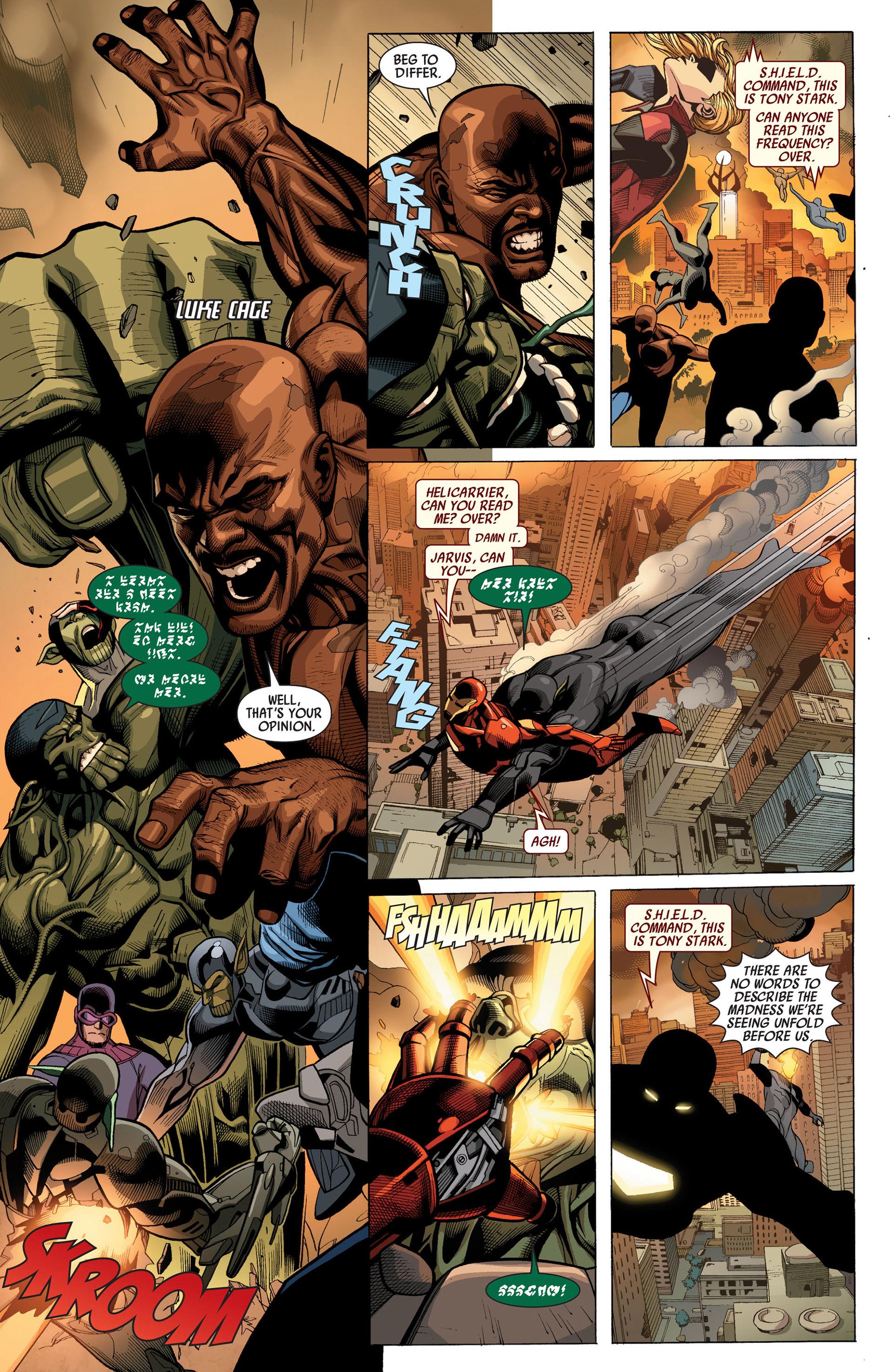 Read online Secret Invasion comic -  Issue #7 - 13
