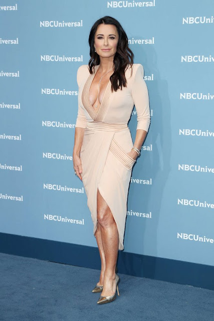 Kyle Richards – NBCUniversal Upfront Presentation 2016 in New York City