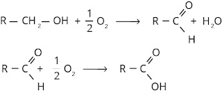 Reaksi pembuatan asam karboksilat
