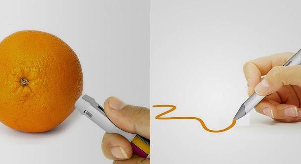 scribble, pluma 3d