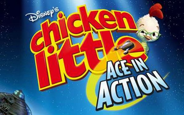 Play More Chicken Little games