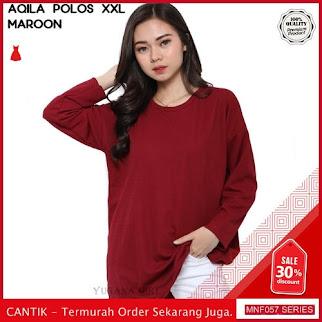 MNF057A101 Atasan Bl Wanita Polos Top Aqila Xxl 2019 BMGShop