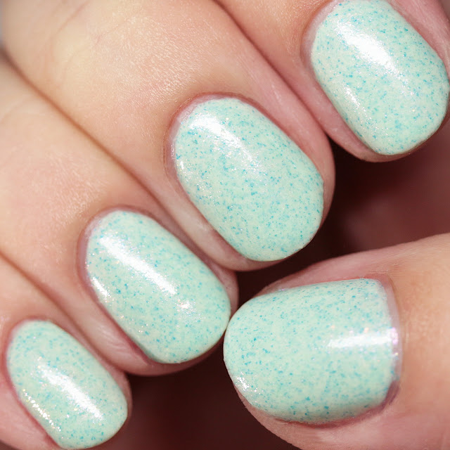 Envy Lacquer Seafoamin' Around