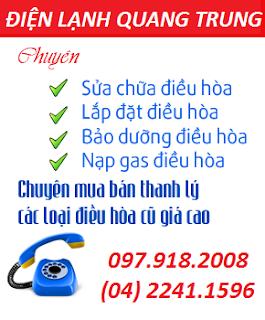 Bảng giá bơm gas điều hòa tại Hà Nội