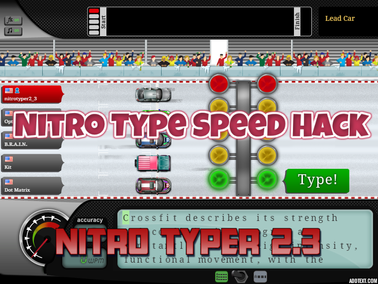 ultratype nitro type bot download