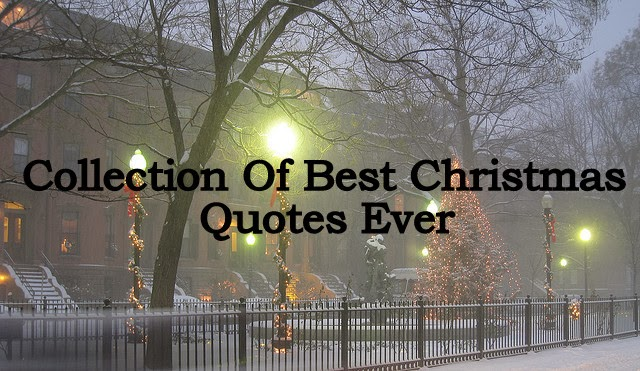 Inspirational Christmas Quotes: Top 20 Quotes Ever. QuotesGram