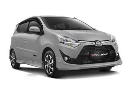 Tingkat Penjualan Toyota Agya di Tahun 2019