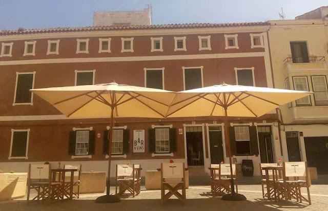 Bar a Vins em Menorca