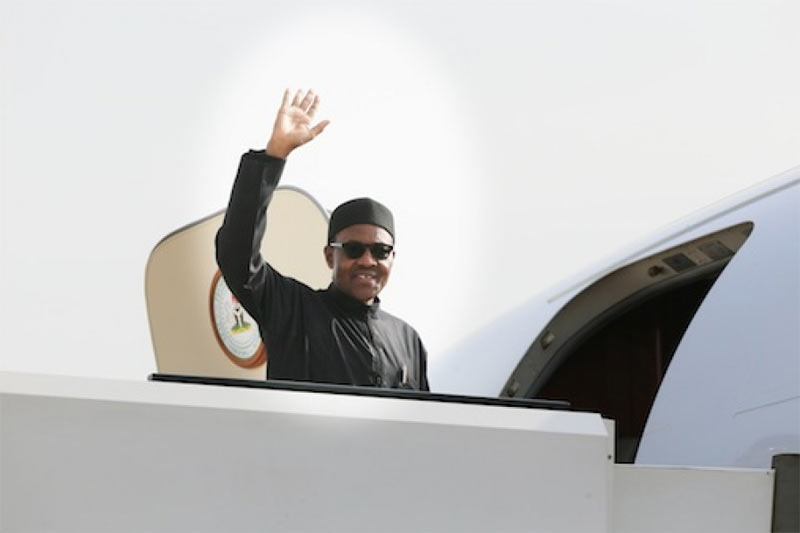 Tell us what is happening to you, PDP pleads Buhari