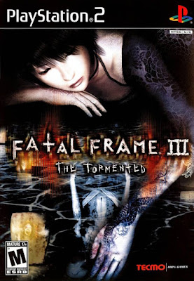 Fatal Frame III: The Tormented PS2 GAME ISO