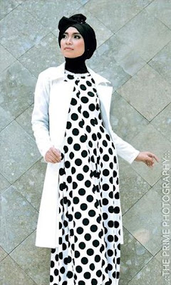 Style Hijab Turban Terbaru Yang Modis