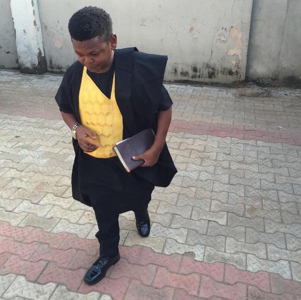 Osita Iheme (Pawpaw) looks dapper as actor steps out in agbada