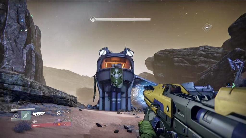 master chief halo easter egg in Destiny
