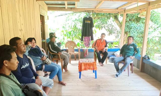 Meminimalisir Pelanggaran, Panwas Kecamatan Lakukan Pemantauan di Batas Kabupaten Soppeng