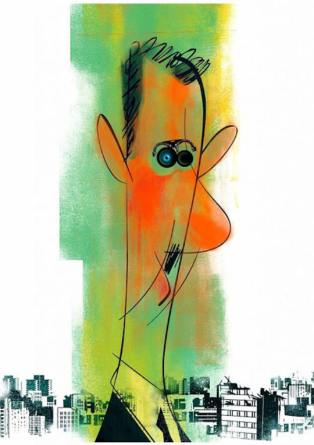 Bashar Al Assad by Carbajo & Rojo, Spain