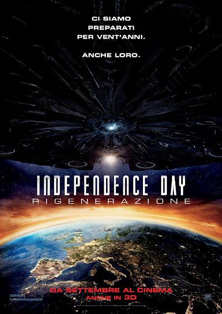 Independence Day Rigenerazione recensione
