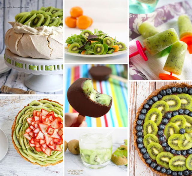 50+ Best Kiwi Recipes