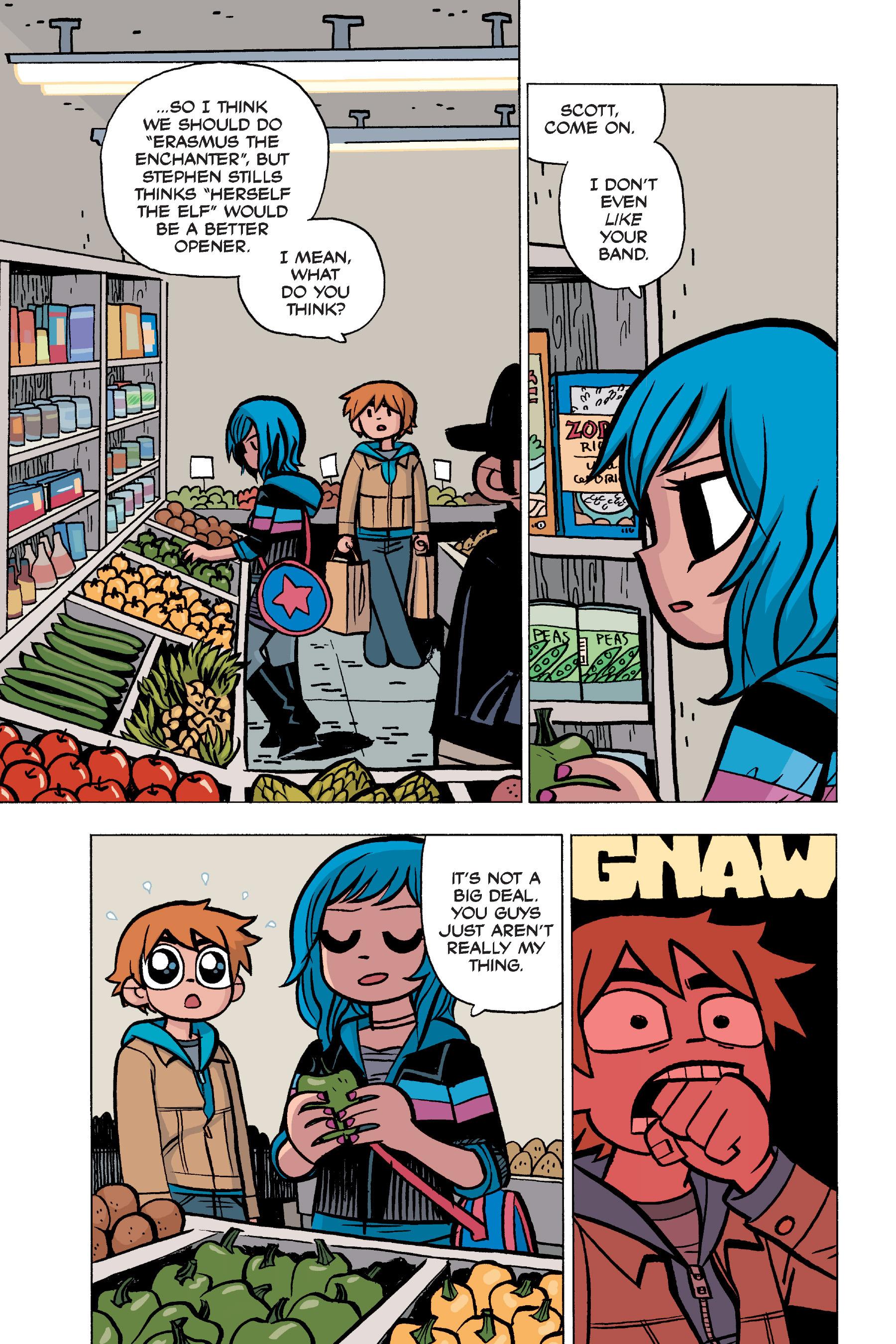 Read online Scott Pilgrim comic -  Issue #5 - 42