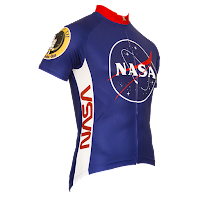 Men's NASA Cycling Jersey