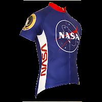 Men's NASA Cycling Jersey