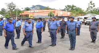 Police launch Christmas Operations in Tabubil